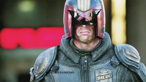 Dredd - Judge Dredd