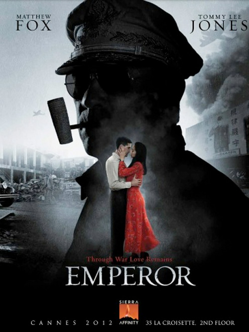 Emperor - Cannes Sales Poster