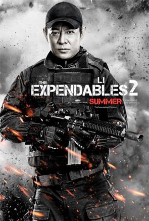 Expendables 2 - Li