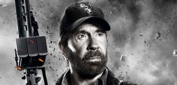 The Expendables 2 - Chuck Norris