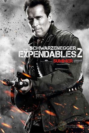 Expendables 2 - Schwarzenegger