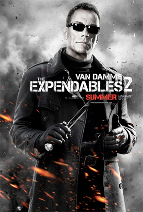 Expendables 2 - Van Damme
