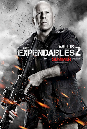 Expendables 2 - Willis