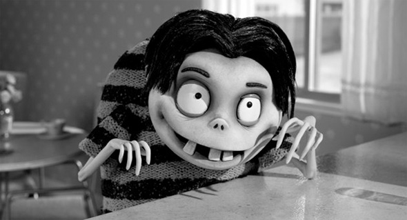 Frankenweenie - Creepy Kid Still