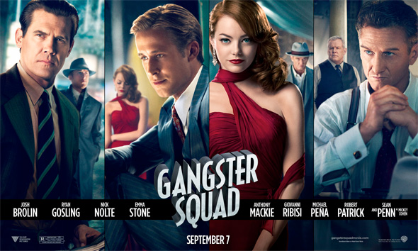 Gangster Squad - First Banner