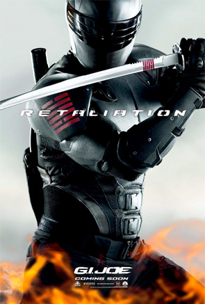 G.I. Joe: Retaliation - Snake Eyes