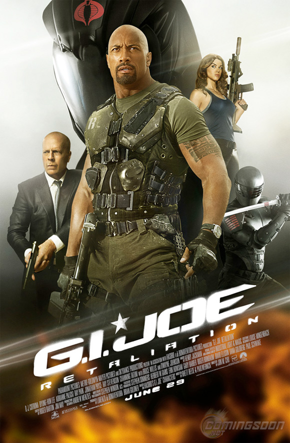 G.I. Joe: Retaliation - Final Poster
