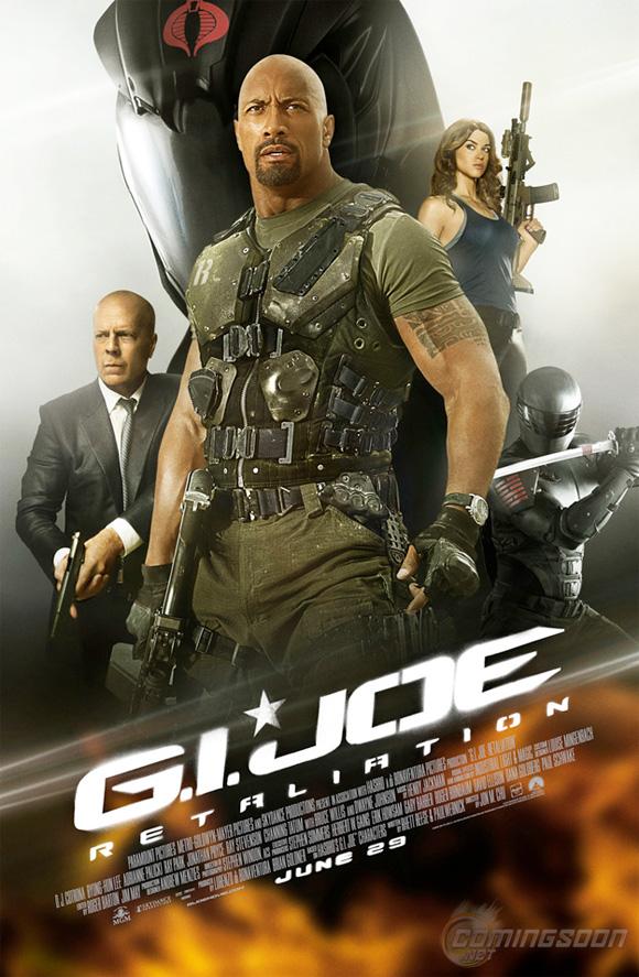 G.I. Joe: Retaliation - Final Poster