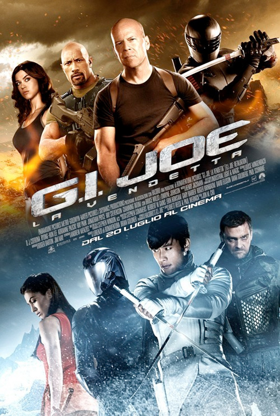 G.I. Joe: Retaliation - Final International Poster 1