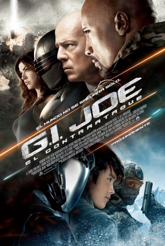 G.I. Joe: Retaliation - Final International Poster 2