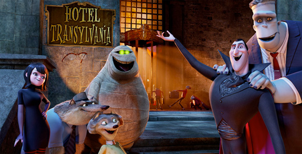 Hotel Transylvania - First Look
