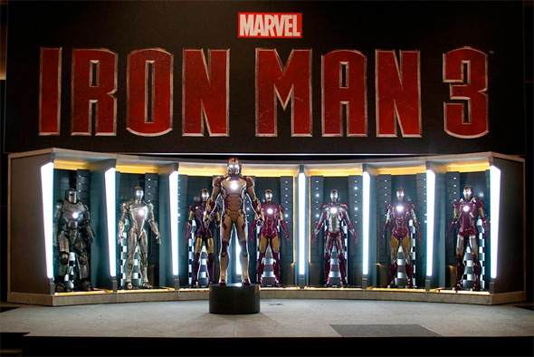Iron Man 3 - New Armor