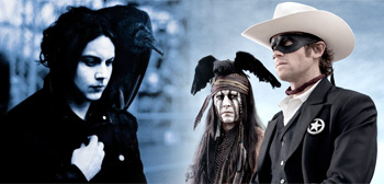 Jack White / The Lone Ranger