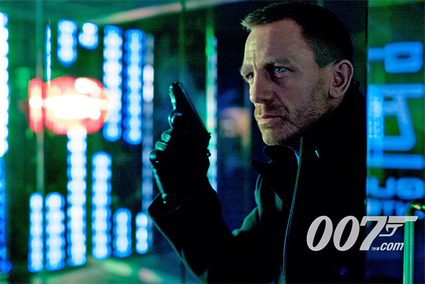 Skyfall First Look Photo