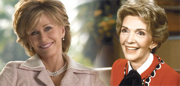 Jane Fonda / Nancy Reagan
