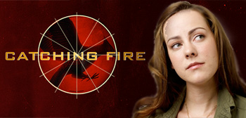 Catching Fire / Jena Malone