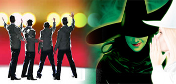Jersey Boys / Wicked