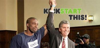Kickstart This - Brian Banks