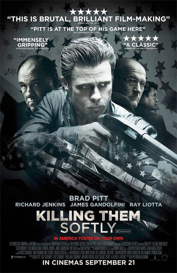 Killing Them Softly - International Poster