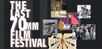 The Last 70mm Film Festival