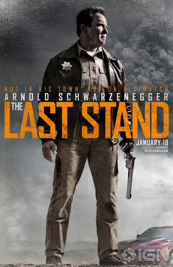The Last Stand - First Poster