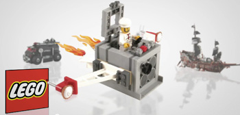 LEGO Movie Vehicle Contest