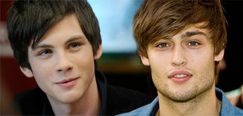 Logan Lerman / Douglas Booth