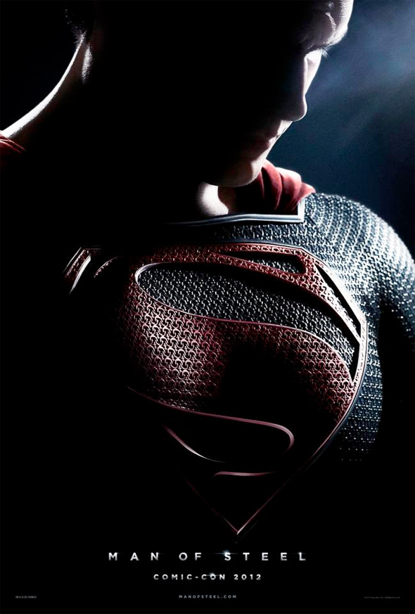 Man of Steel - Teaser Poster