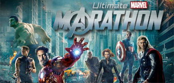 Marvel Marathon