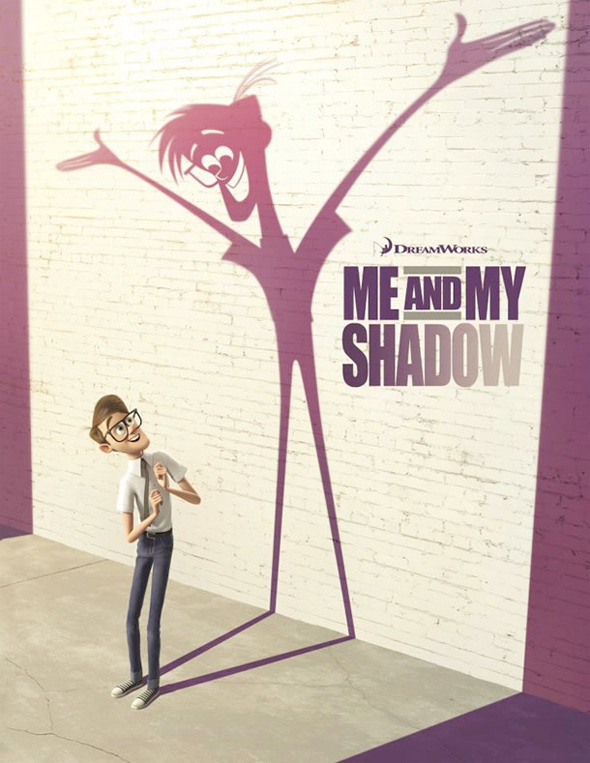 Me and My Shadow - Teaser Poster