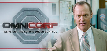 OmniCorp / Michael Keaton