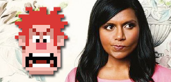 Wreck-It Ralph / Mindy Kaling