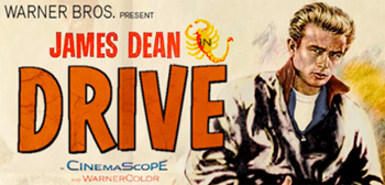 Drive as a Classic Poster