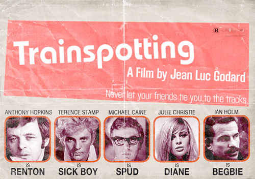 Modern Movies, Classic Posters - Trainspotting