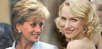 Princess Diana / Naomi Watts