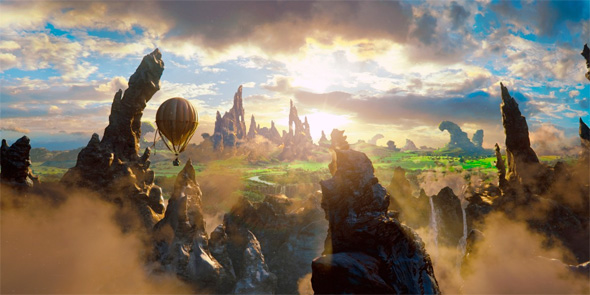 Oz: The Great and Powerful - First Look 1