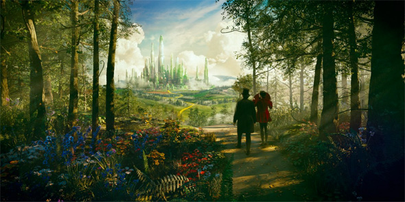 Oz: The Great and Powerful - First Look 2