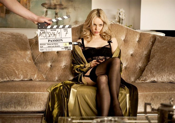 Passion - First Look - McAdams and Clapboard