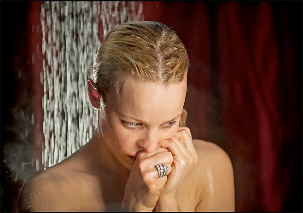Passion - First Look - McAdams in Shower