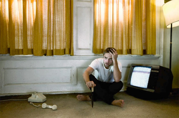 Robert Pattinson - Cronenberg Photoshoot 1