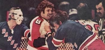 Philadelphia Flyers Brawl