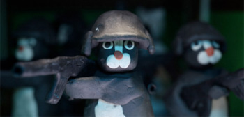 The Raid: Redemption - Claymation Cats