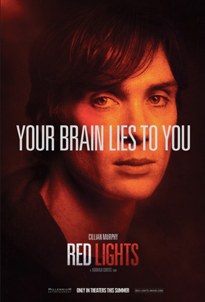 Red Lights - Cillian Murphy Poster