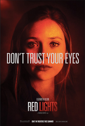 Red Lights - Elizabeth Olsen Poster