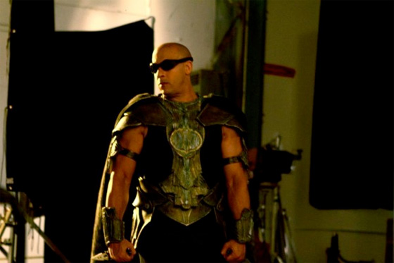 Riddick - First Look Set Photo