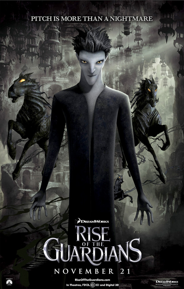 Rise of the Guardians - Pitch