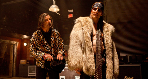 Rock of Ages - Alec Baldwin and Tom Cruise