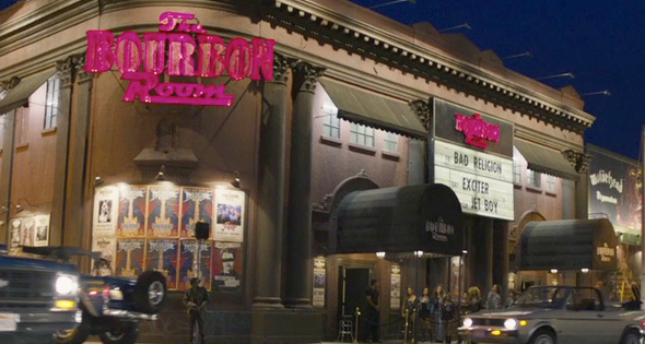 Rock of Ages - The Bourbon Room