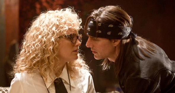 Rock of Ages - Malin Akerman and Tom Cruise