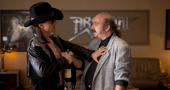 Rock of Ages - Tom Cruise and Paul Giamatti